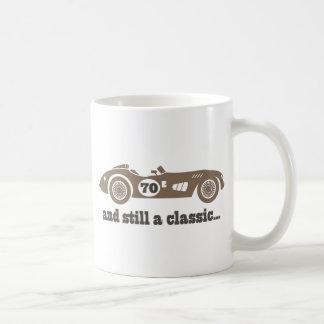 70th Birthday Gift For Him Coffee Mug
