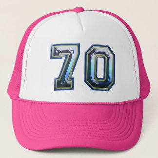70th Birthday Party Trucker Hat