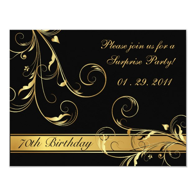 70Th Invitations for adorable invitations layout
