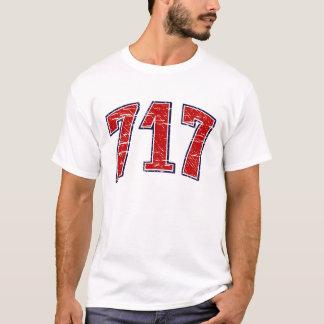 717 (Area Code) T-shirt