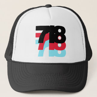 718 Area Code Trucker Hat