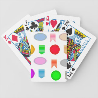 71Icons Set_rasterized Bicycle Playing Cards