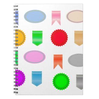 71Icons Set_rasterized Notebook