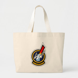 71st Fighter Squadron Jumbo Tote Bag
