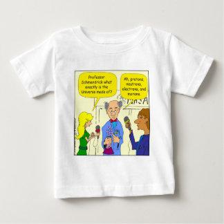 722 protons neutrons and electrons cartoon shirt