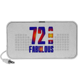72 And Fabulous Travel Speakers