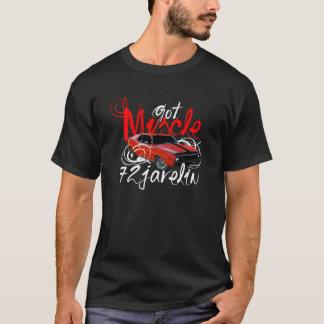 72 Javelin Muscle Car T shirt