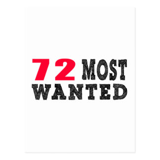 72 most wanted funny birthday designs postcard