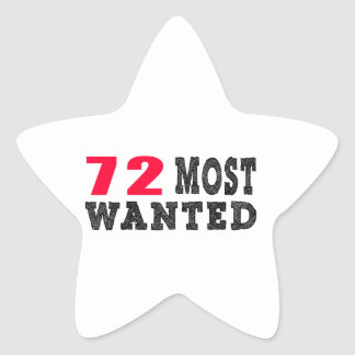 72 most wanted funny birthday designs star sticker