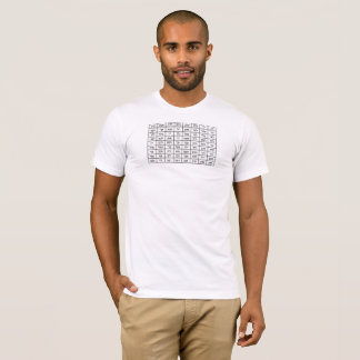 72 Names Of God In Hebrew T-Shirt