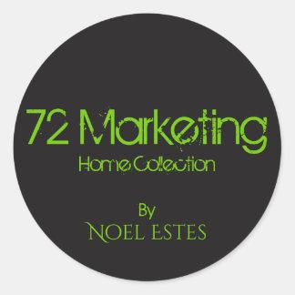 72marketing sticker