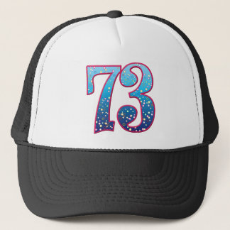73 Age Rave Trucker Hat
