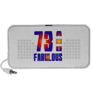 73 And Fabulous Portable Speakers