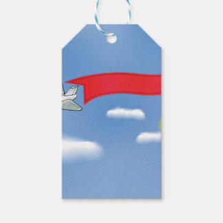 73Plane Banner_rasterized Gift Tags