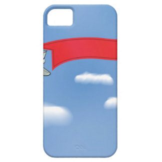 73Plane Banner_rasterized iPhone 5 Cases