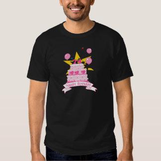 74 Year Old Birthday Cake Tshirts