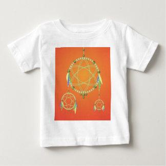 74Dream Catcher_rasterized Baby T-Shirt