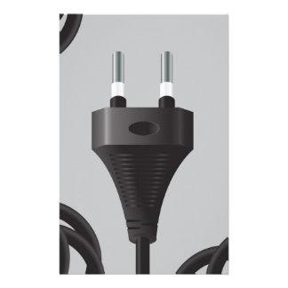 75Power Plug_rasterized Stationery