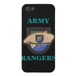 75th army rangers patch vets gifts mom  iPhone 5/5S cover