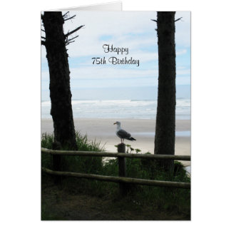 75th Birthday Cards