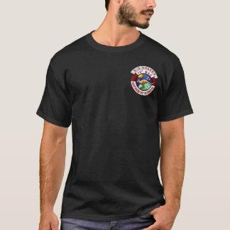 75th MAS Black T-Shirt