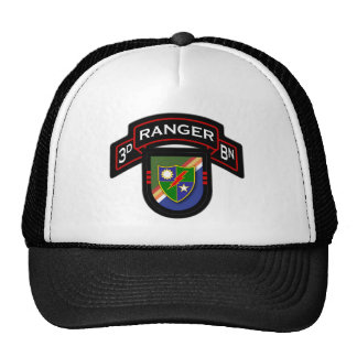 75th Ranger Regiment - Airborne - 3d Battalion Cap