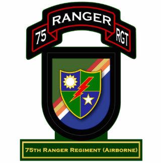 75th Ranger Regiment - Airborne Standing Photo Sculpture