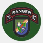 75th Ranger Regiment - Airborne Stickers