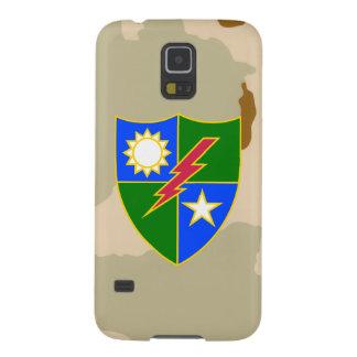 "75th Ranger Regiment DUI ""Army Desert Camo"" Galaxy S5 Case"