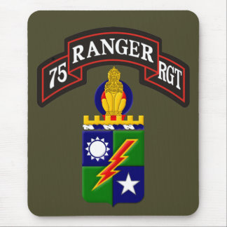 75th Ranger Regiment Mouse Pad