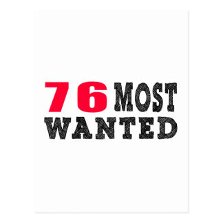 76 most wanted funny birthday designs postcard