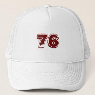 76 TRUCKER HAT
