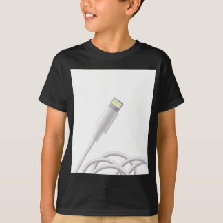 76Smart Phone Connector_rasterized T-Shirt