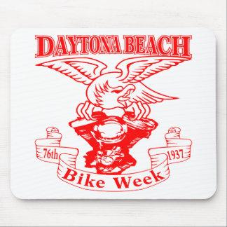 76th Daytona Beach Bike Week Eagle 1937r Mouse Pad