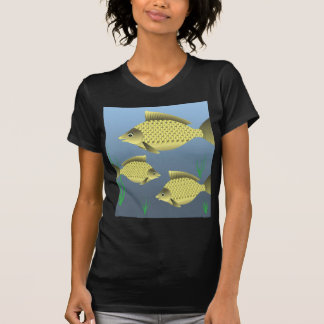 77Fish_rasterized T-Shirt