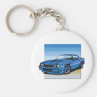 78-81 Camaro Key Ring