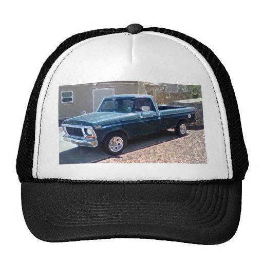 78 FORD HOT ROD TRUCKER HAT