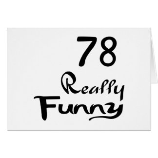 78 Really Funny Birthday Designs Card