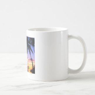 78, Sunset Basic White Mug