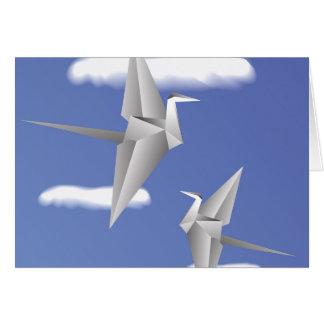 78Paper Birds _rasterized Card