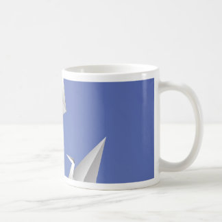 78Paper Birds _rasterized Coffee Mug