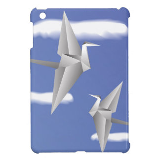 78Paper Birds _rasterized iPad Mini Cases