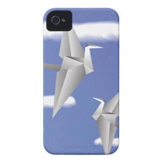 78Paper Birds _rasterized iPhone 4 Cover