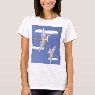 78Paper Birds _rasterized T-Shirt