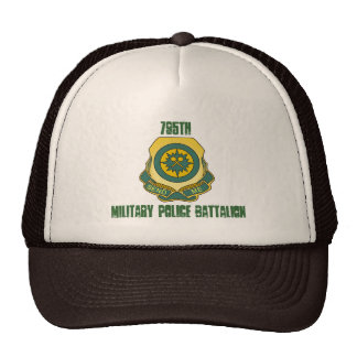 795th, Military Police Battalion Mesh Hats