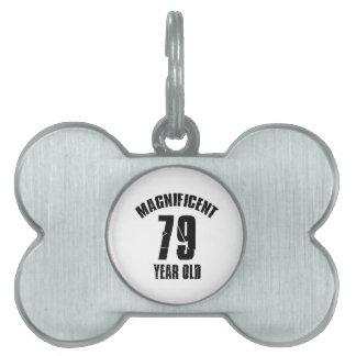 79 PET NAME TAG