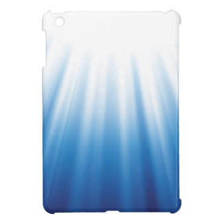 79Blue Background _rasterized iPad Mini Case