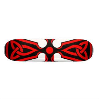 "7 3/4"" Knotwork Skateboard"