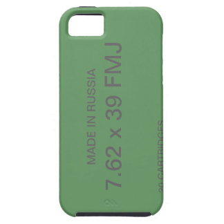 7.62X39 FMJ AMMO iPhone case cover