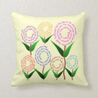 7 Bible Verse Pillow Throw Cushion